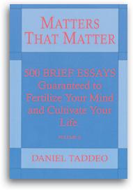 Matters That Matter, Vol. 2